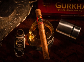 GURKHA Grand Reserve Churchill Maduro