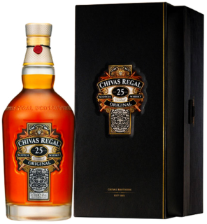 Chivas Regal 25YO 40% 0,7l