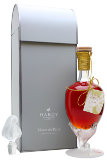 Hardy Noces de Perle Decanter 40% 0,7l